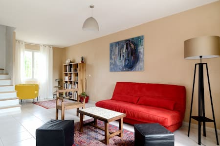 Petite maison au calme provençal - Meyrargues - House