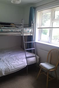Dunmow room for 2/3 ppl nr Stansted - House