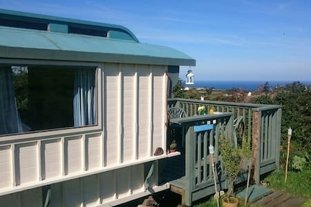 St. Ives: The Original Shepherd Hut - Hut
