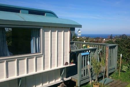 St. Ives: The Original Shepherd Hut - Hutte
