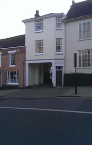 North Hill house in the air - Colchester - Apartment