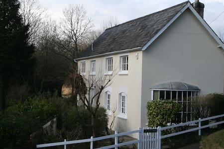 Detached  Country Cottage near The Camel Trail - House