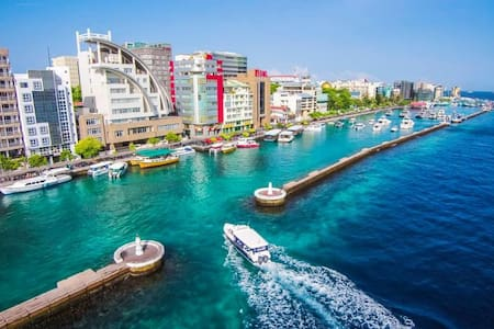 Male' City Stay