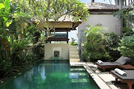 Architects own luxury Bali retreat!