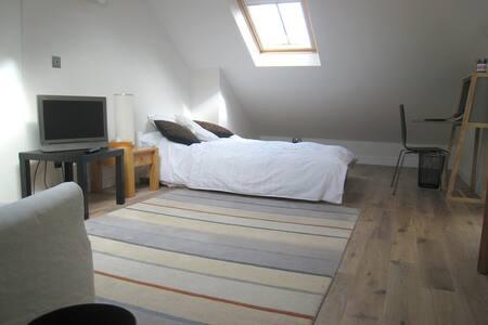 Beautiful new double loft room