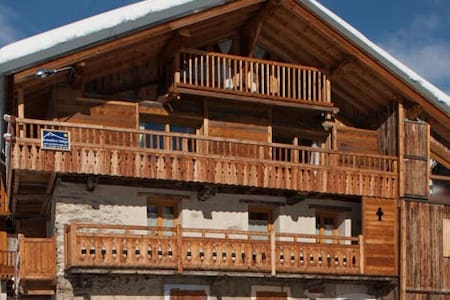 appartement sainte foy station - Huoneisto