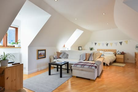 Private Studio flat in Ditchling - Ditchling - Appartement