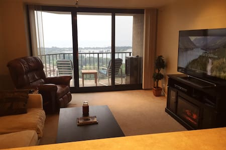 1 Bed High Rise with Lake view