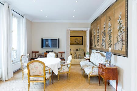 Nice french-style 3BR flat