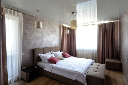 VIP апартаменты с панорамным видом - Byt