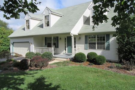 Quiet home near Longwood Gardens 4 - Avondale - Huis