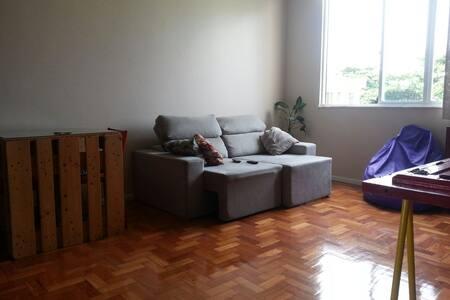 Excellent room at Botafogo - Rio de Janeiro - Apartment