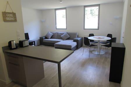 New 4 pers apartment Flaine centre - Huoneisto