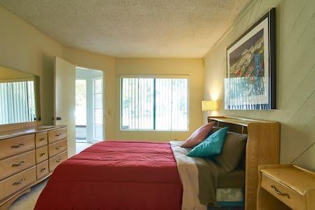 Room with full bathtub and shower - Irvine - Condominium