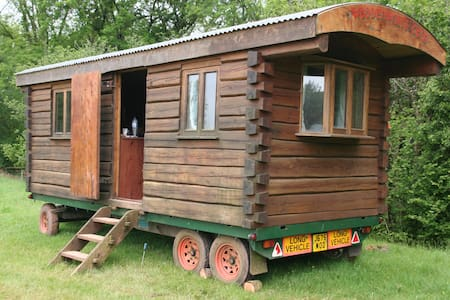 Woodenways Log Cabin in woods - Cabana