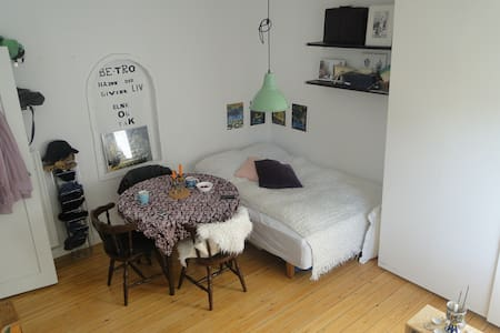 Cozy, brigth, huge room in Cph city