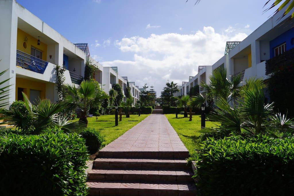Sary Beach Gated Beach Complex