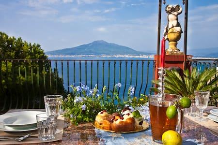 """B&B """"Casale del Barone"""" Sorrento Coast, 2 bedroom - Bed & Breakfast"""