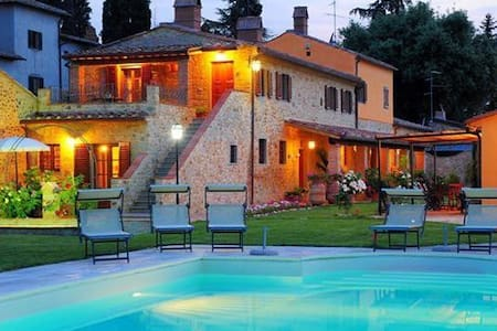 Vacation home in Arezzo