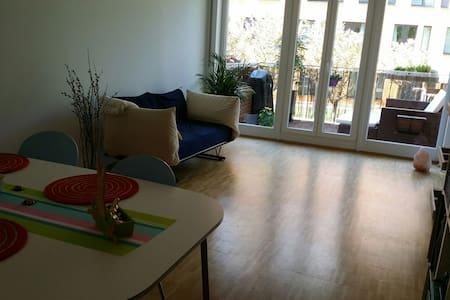 Quiet Central 2room Holiday Oasis - Apartament