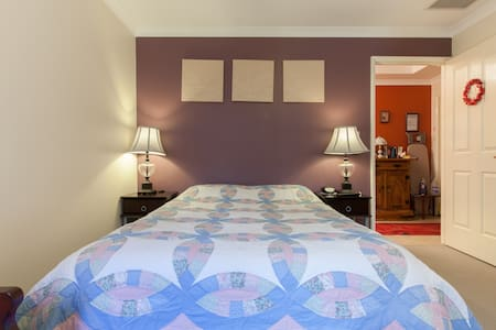 Arcadian BnB Perth -Double Bed Room - Perth - Bed & Breakfast