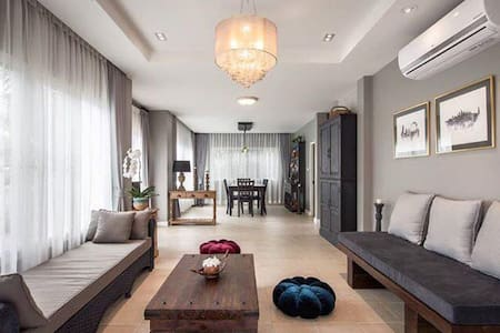 moon 11 boutique home - Tambon San panat  A . sansai