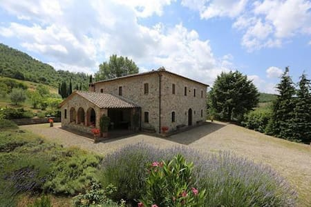 Vacation home in Trevinano