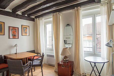 Beautiful studio in the Marais - Parijs - Appartement