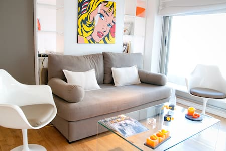 Funky & Stylish Apartment, Palermo - Buenos Aires - Byt