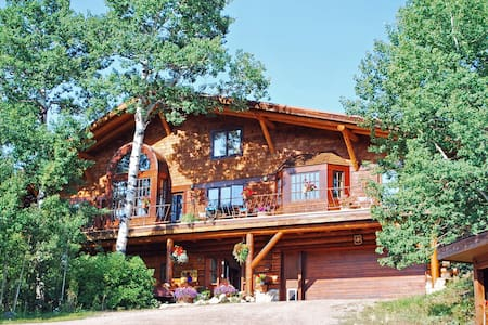 Galt Valley Ranch Bed and Breakfast - Bed & Breakfast