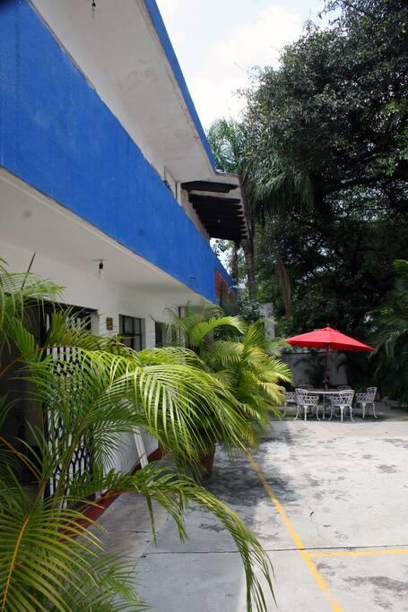 Fotos del Edificio de las habitaciones