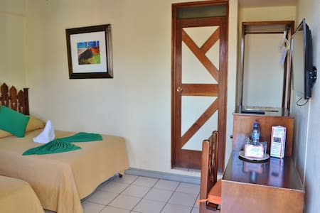 Hotel Casona de la Isla_Double Room - Bed & Breakfast