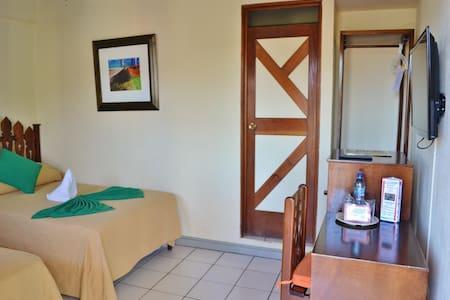 Hotel Casona de la Isla_Double Room - Flores - Bed & Breakfast