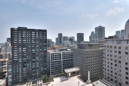 New Downtown Condo  Views & WIFI-17