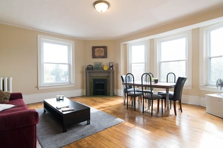 Live in The Golden Triangle - Elgin - Ottawa - Appartement