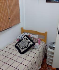 Quarto  no centro de Florianópolis - Florianópolis - Apartment