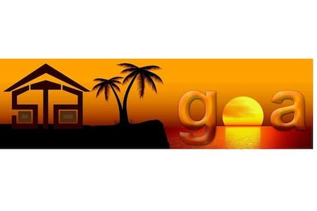 Stay Goa Affordable Private Room for 4-6 persons - Margao