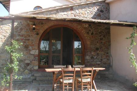 Borgofontelupo,monolocale,Maremma - Ribolla - Bed & Breakfast