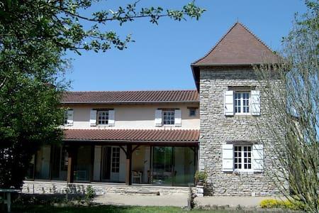 Maison Lesdiguièrs - Chissey-lès-Mâcon - House