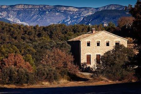 Vacation home in Baronia de Rialb