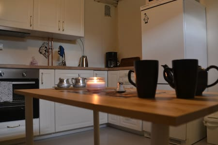 Cozy private basement apartment - Skedsmo - Huoneisto