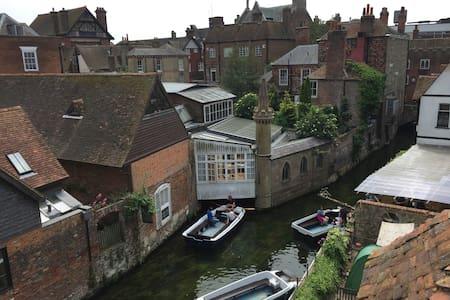 All Saints Cottage, City&Riverside. - Canterbury