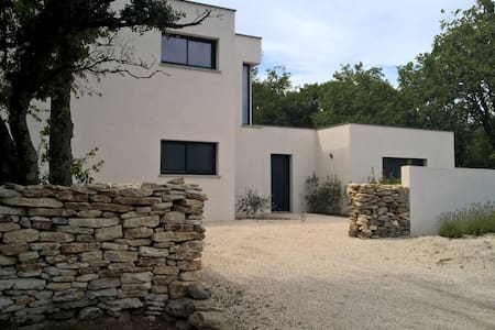Maison d'architecte Grignan - Ev