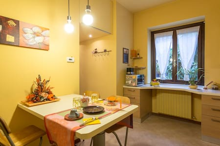 Two amazing floors+parking near Lake&Center - Desenzano del Garda - Apartamento