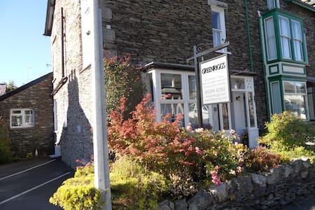 Twin en-suite Room - Windermere - Bed & Breakfast