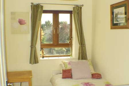 Cosy, friendly and warm single room