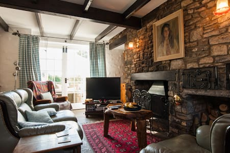 A country retreat close to Cardiff. - Aamiaismajoitus
