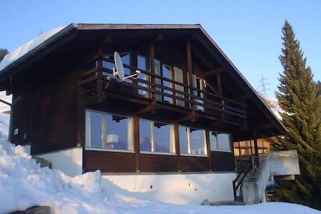 Ferienhaus an prachtvoller Lage - Hasliberg - Rumah