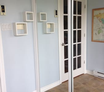 Excellent townhouse with a city garden - Townhouse