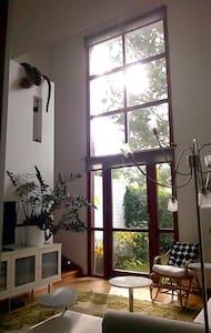 Airy loft style condo Tapiola Espoo - Espoo - Reihenhaus